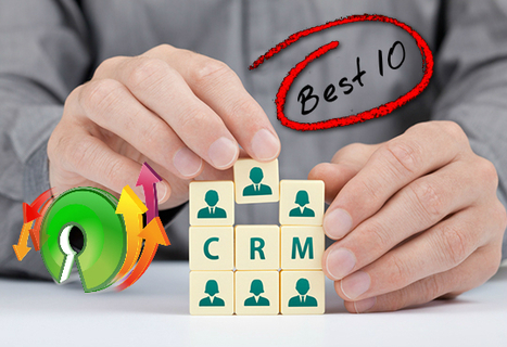 10 Best Open Source CRM Software Solutions | Application Development | Scoop.it