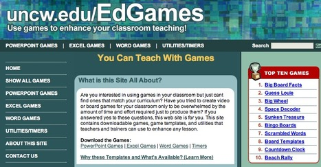 people.uncw.edu | Ideas for the English classroom | Scoop.it