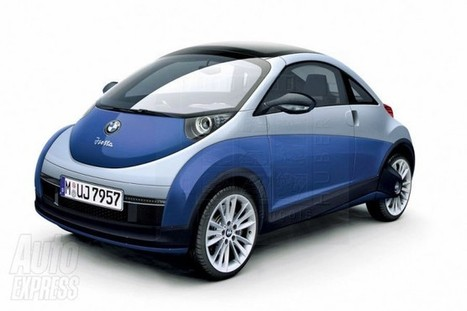 The concept for the BMW Mega City Vehicle is the iSetta? | Cars - Financial Services & Insurance | Scoop.it