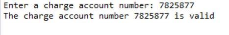 Java - Charge Account Validation | Programming Homework Help | Scoop.it