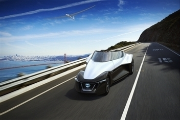 Nissan BladeGlider arrives in Europe - EV News Report | E-mobility and renewable energy | Scoop.it