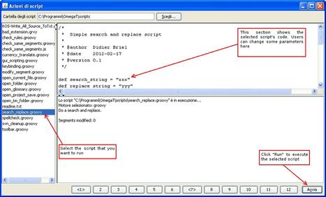 (CAT) - Installing and using #OmegaT scripts (Reblog/Translation) | Translator's Recipes | Glossarissimo! | Scoop.it