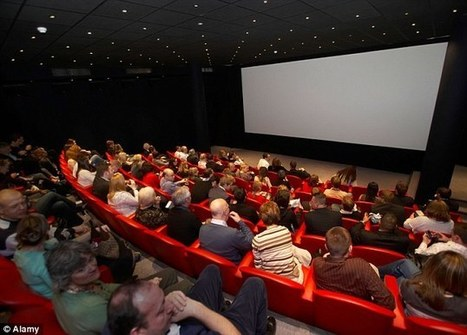Why a weekly trip to the cinema could ward off dementia   Kickin' Kickers   Scoop.it