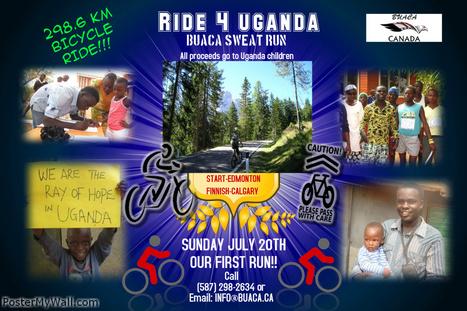 Buaca Sweat Run For Uganda. | BUACA | Scoop.it