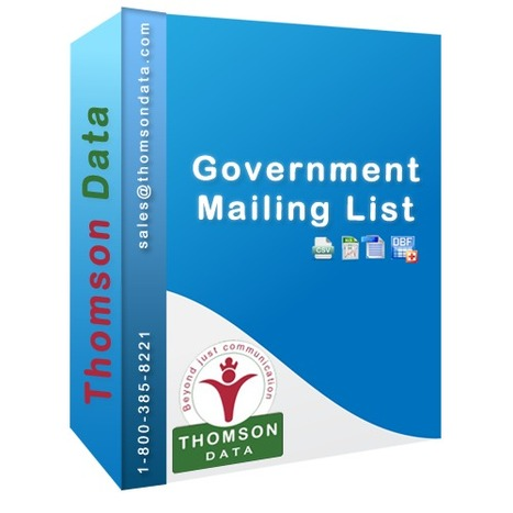 Government Mailing List - Government Database - Government Email List | Marketing List | Scoop.it