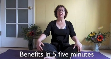 A Short Seated Yoga Practice For Breast Cancer Recovery | Breast Cancer Exercises | Scoop.it