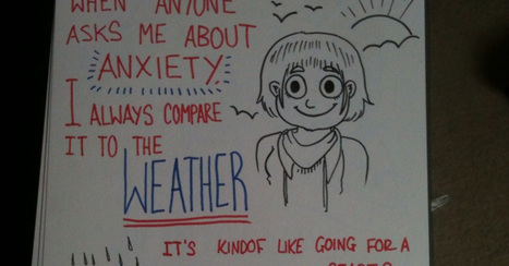 After Seeing These 9 Images, Anxiety and Panic Attack's all Make ... | anxiety | Scoop.it