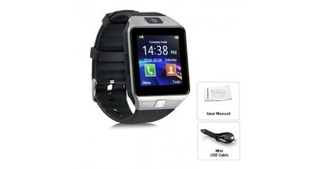 Buy Best Smart mobile watch on telebuy shoppping | BEST ONLINE SHOPPING IN INDIA | Scoop.it