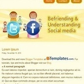 30 Best Free Web 2.0 Blogger Templates | Web 2.0 en educación - UNET | Scoop.it