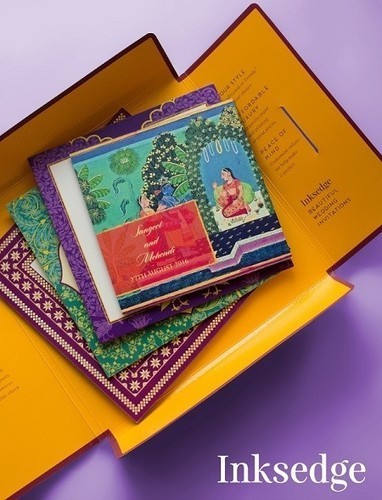 Inksedge empowering change in the Indian wedding card market - A Beauty Feature | A Beauty Feature | Scoop.it