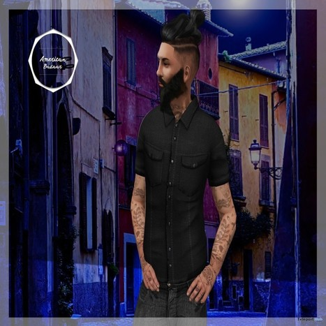 Cheers Shirt For Men Group Gift by AMERICAN BAZAAR | Teleport Hub - Second Life Freebies | Second Life Freebies | Scoop.it
