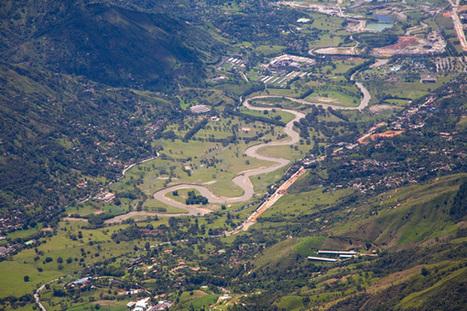 Valle de Aburrá: Las áreas conservan su autoridad ambiental | Agua | Scoop.it