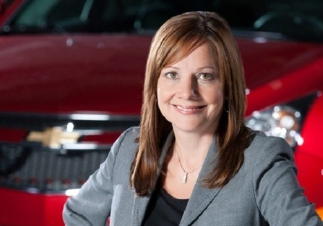 Mary Barra: The Right Engineer At The Right Time | Management | Scoop.it