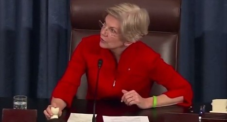 Wall Street banks threaten to withhold campaign funds from Dems in tantrum against Elizabeth Warren | Ethics? Rules? Cheating? | Scoop.it