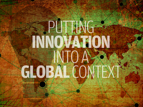 Countries making the most impact on tech innovation | Pédagogie & Technologie | Scoop.it