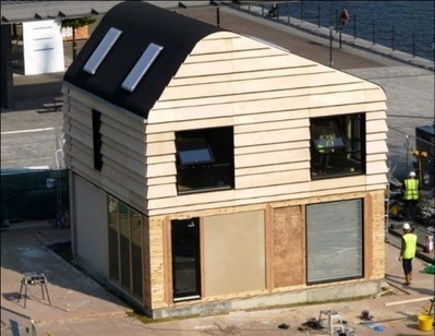 Engineers to Build House Entirely from Waste | Sustain Our Earth | Scoop.it