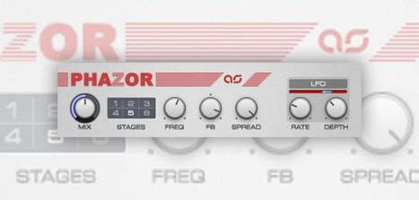 Adam Szabo's Free Phazor Goes 64-bit On Win & Mac OS! | Music: Equipment, Production and News. | Scoop.it