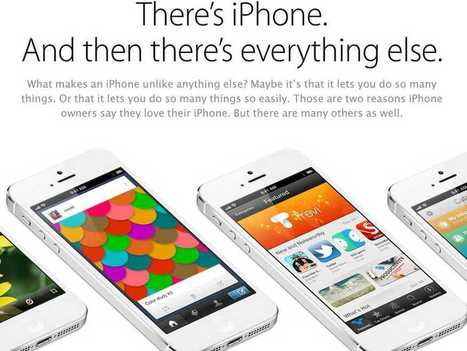 Someone Tell Apple There Are Plenty Of Phones With Screens Just As Good As The iPhone's | Entrepreneurship, Innovation | Scoop.it