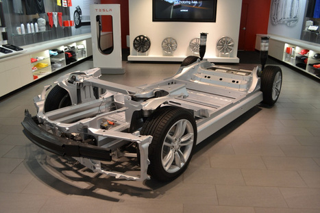 Tesla Gigafactory Could Help Your Car Last For Decades | Sustain Our Earth | Scoop.it