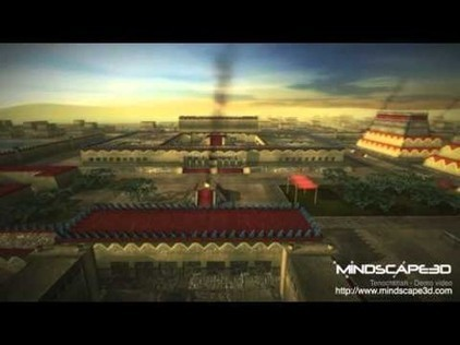 Phil Defer - Google+ - Here's a video of Tenochtitlán in 3D. Tenochtitlán…   Archeology on the Net   Scoop.it