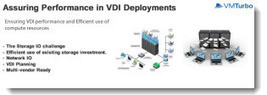Assuring Performance in VDI Deployments - ESX Virtualization | VDI | Scoop.it