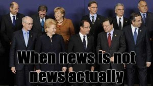There's Way Too Much News Around. And Most Of It Is Not Even News   News From Stirring Trouble Internationally   Scoop.it