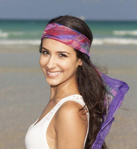 Le foulard,  accessoire mode tendance printemps été 2013 | Mes coups de coeur mode (si possible pour enfants) | Scoop.it