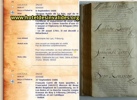 #ChallengeAZ : H comme HOTEL DES INVALIDES | Nos Racines | Scoop.it
