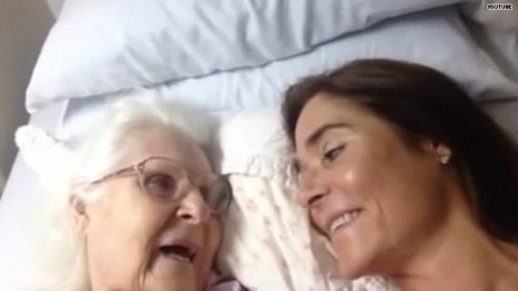 Alzheimer's patient recognizes daughter again   FREE HUgZ - sharing of inspiration and miracles   Scoop.it
