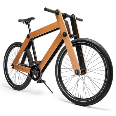 Sandwichbike flat-pack wooden bicycle goes into production | design | Industrial Design | Scoop.it