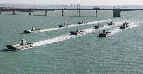 Navantia livre le 2ème groupe d'engins de débarquement des LHD classe Canberra à l'Australie | Newsletter navale | Scoop.it