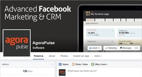 Nuevo diseño de Páginas de Facebook: 18 cosas que debes saber. | Links sobre Marketing, SEO y Social Media | Scoop.it