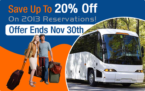 The Benefits of Charter Bus Services in Atlanta | Travel Bus Services | Scoop.it