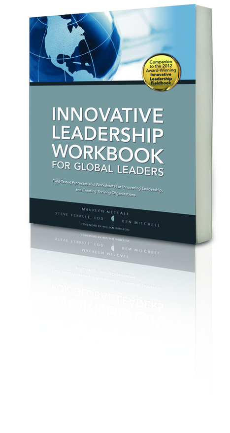 Metcalf & Associates Announces The Innovative Leadership Workbook for ... - PR Web (press release) | Inspirational Informational Influencial Innovative Ideas and Ideals | Scoop.it