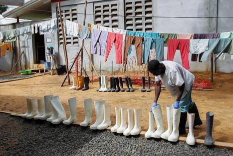 Where Are Ebola Supplies? Aid Workers Say Help Isn't Fast Enough - NBCNews.com | managing supplies in the phillipines | Scoop.it