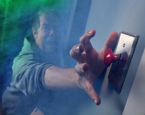 Panic Button Light Switch | Geeking | Scoop.it
