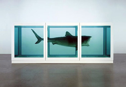 Damien Hirst and the Rise of Artrepreneurs - Curagami | Curation Revolution | Scoop.it