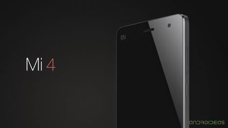 Así es el Xiaomi Mi4 | Androideas | Scoop.it