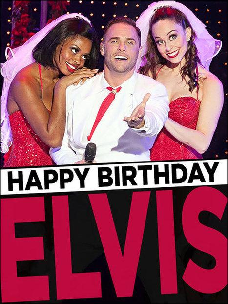 Elvis Presley's Birthday! | Vegas Show History | Scoop.it