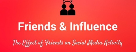 How Friends Influence Us on Social Media | Marketing your self publish book | Scoop.it