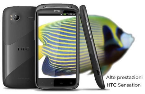 HTC Sensation riceve il primo aggiornamento software OTA | Android Italia | Scoop.it