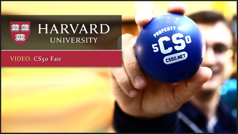 Learn to Code with Harvard's Popular Intro to Computer Science Course: The 2015 Edition | Sciences & Technology | Scoop.it