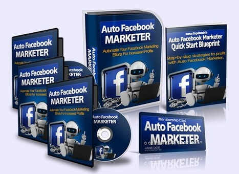 Facebook Marketer 2.0 Review - Get 50% Discount OFF   IM Product Review - Special Offer - Giveaway   Scoop.it