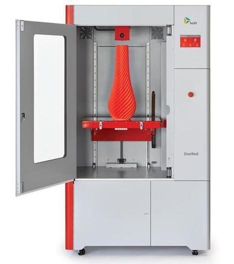 DeeRed : le plus gros volume d'impression de sa catégorie ! | FabLab - DIY - 3D printing- Maker | Scoop.it
