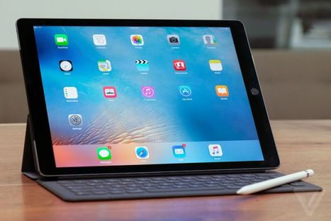 Mossberg: The iPad Pro can't replace your laptop totally, even for a tablet lover | Nerd Vittles Daily Dump | Scoop.it