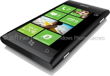 Nokia Says Windows Phone 7 Will Make iOS and Android Outdated | Technology and Gadgets | Scoop.it