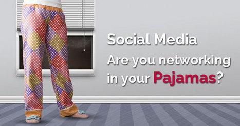 Are you doing Social Media in your Pajamas? - Digital Insights | AtDotCom Social media | Scoop.it
