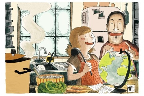 Paniers recettes Cookin'theworld : le concept du voyage culinaire | All about France | Scoop.it