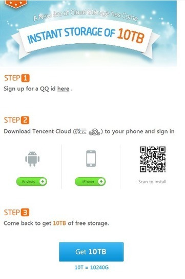 gratuit 2013 : Stockage en ligne 10 TB Licence gratuite accès Ordinateur et Mobiles iOS ou Android | Logiciel Gratuit Licence Gratuite | Scoop.it