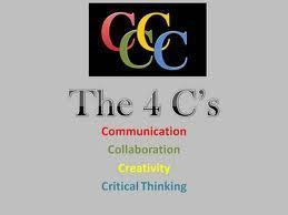3 Simple Steps to the 4 C's | Thoughtful Learning | Communication,Collaboration,Creativity and Critical Thinking | Scoop.it